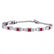 THE TROPSE RUBY BRACELET