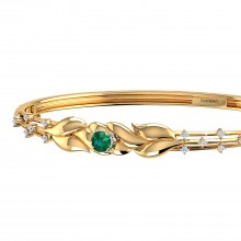 THE RAEVENEA PALM FROND BRACELET