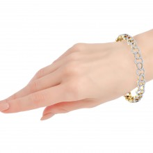 THE RUHI DROPLET BANGLE