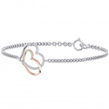 THE ENTANGLED HEARTS BRACELET