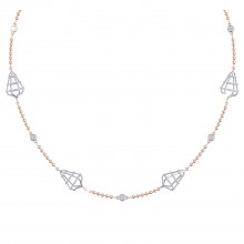 THE RADIANT DIAMOND CHAIN