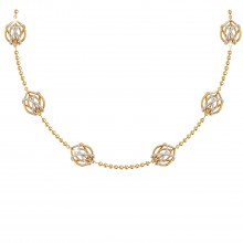 THE LUMINOUS DIAMOND CHAIN