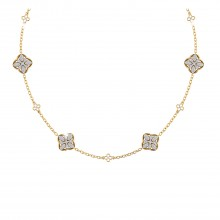 THE SCINTILLATING DIAMOND CHAIN