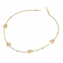THE RADIANT GOLD CHAIN