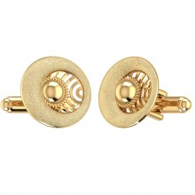 THE OYZTER CUFFLINKS