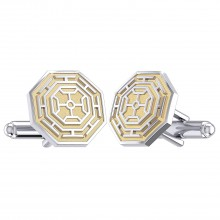 THE OCTA MAZE CUFFLINKS