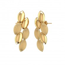 THE GOLDEN WINGS EARRINGS