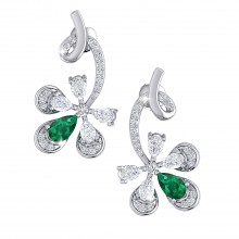 THE EMERALD FLAME STUDS