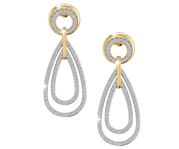 THE ACHLADI EARRINGS