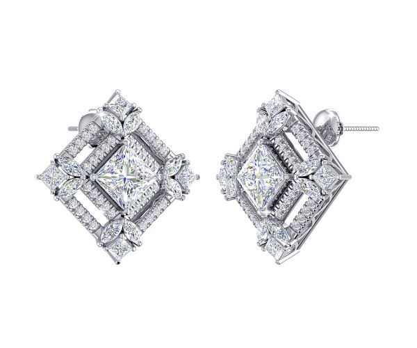THE RUBRIC CUBE SOLITAIRE STUDS