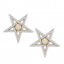 THE SPARKLING STAR STUDS