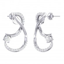 THE COMET TAIL EARRINGS