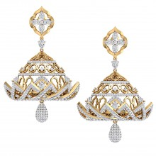 THE AAFTAAB BELL EARRINGS