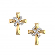 THE SHYLA CROSS EARRINGS