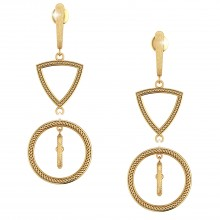 THE CIRCUS DANGLER EARRINGS