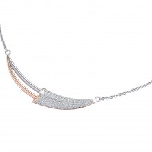 THE DIAMOND CONOID NECKLACE