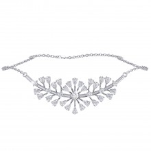 THE CORRAL CLUSTER NECKLACE