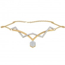 THE CAPITAL DIAMOND NECKLACE