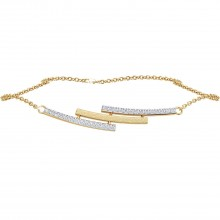 THE DIAMOND LAYERED NECKLACE