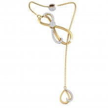 THE INFINITY LOOP NECKLACE