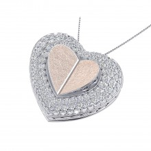 THE LOVE ESCAPADE PENDANT