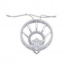 THE SPECTRE CASTER PENDANT
