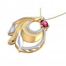 THE SPINNING WHORL PENDANT