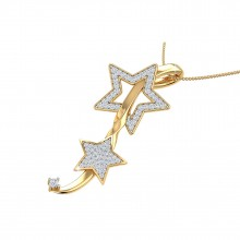 THE STAR TRAIL PENDANT