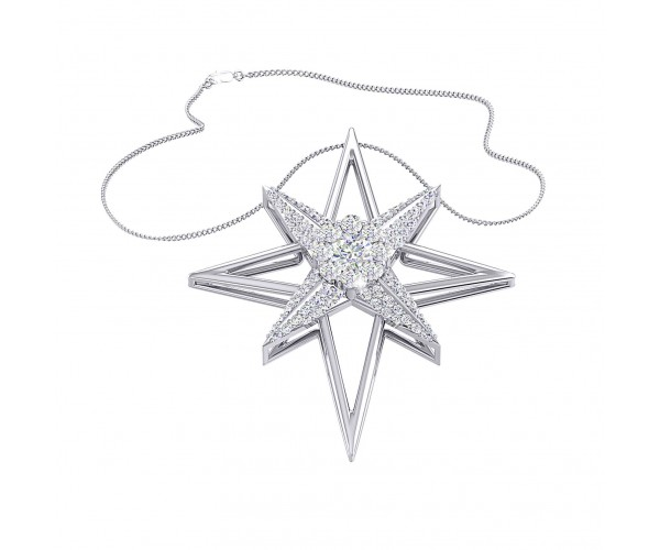 THE TWINKLING STARS PENDANT