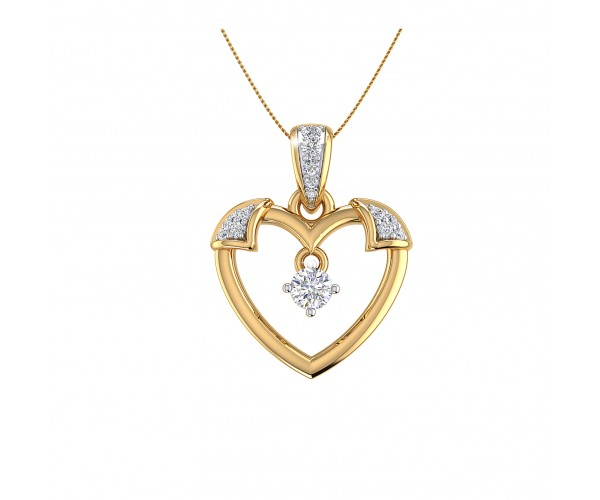 THE SIMPLY LOVE PENDANT