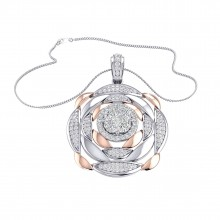 THE TRANQUIL CORIOLIS PENDANT