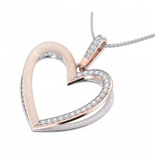 THE ADORING HEART PENDANT