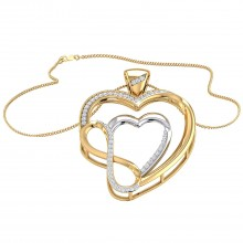 THE LOVE ENTWINED PENDANT