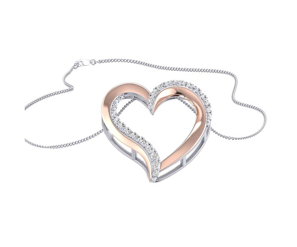 THE CURVILICIOUS LOVE PENDANT