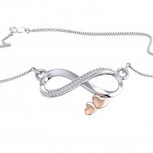 THE LOVE INFINITY PENDANT