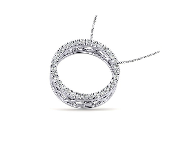 THE BRIZO RING PENDANT