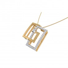 THE CUBISM PENDANT