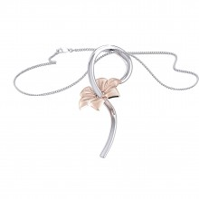 THE BLUSH IN BLOOM PENDANT