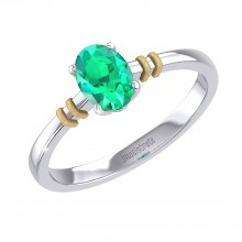THE ECSTATIC EMERALD RING