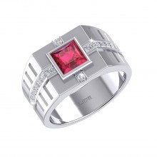 THE FLASH SPARTAN RING