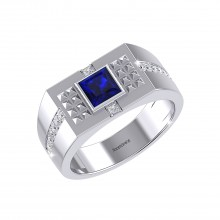 THE CERULEAN NICHOLAS RING