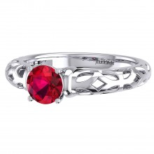THE ENCHANTING RUBY RING