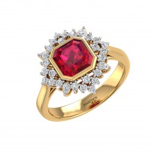 THE RUBY RHAPSODY RING