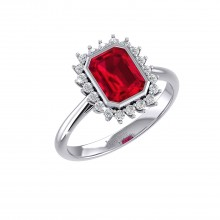 THE ACCORDANT RUBY RING