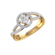 THE CONUNDRUM SOLITAIRE RING
