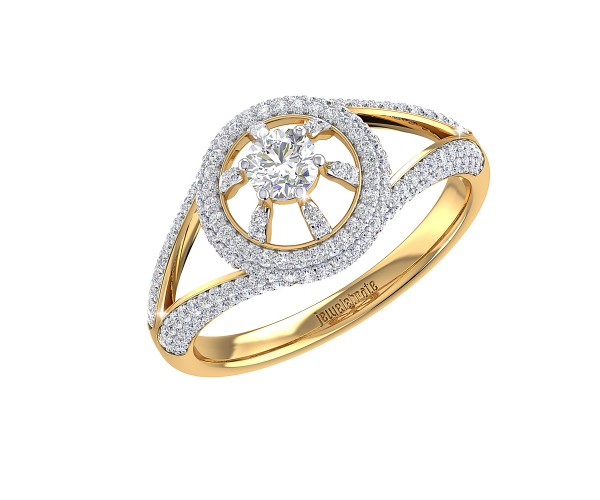 THE COSMOS SOLITAIRE RING