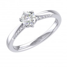 THE PRIMO SOLITAIRE RING