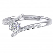THE TENDER SOLITAIRE RING