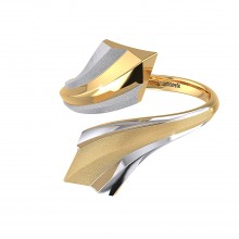 THE GLITTERING WEDGE RING
