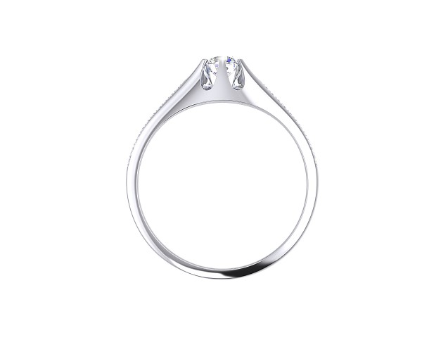 THE DANIEL SOLITAIRE RING